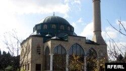 Mehdiabad qəsəbəsindəki məscid