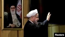 Ираналъул президент ХIасан Роухани