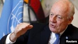 Представник ООН Стеффан де Містура