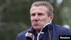 Former Olympic pole vault champion Sergei Bubka