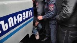 Попри масові затримання, у Вірменії тривають вуличні протести опозиції (відео)