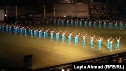 القاهرة:مشهد من حفل افتتاح البطولة