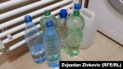 Voda u Sarajevu luksuz