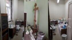 «Разграблено и разломано». Украинская церковь в Крыму | Крымский вечер