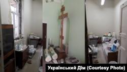 Приміщення собору ПЦУ в Сімферополі
