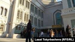 Мечеть в Кыргызстане. Иллюстративное фото.
