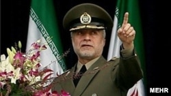 "Major General Ataollah Salehi, commander in chief of the Iranian Army, says Tehran's missile program is not a ""violation of the nuclear deal."""