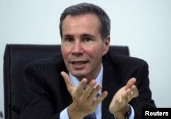 Альберто Нисман