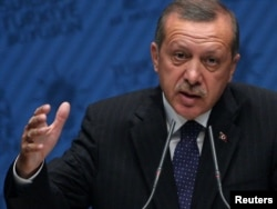 Эрдоган, Анкара, 8 июня 2011
