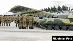 Ukroboronprom oversees about 130 companies employing 80,000 employees who make products from tanks to planes to missiles.