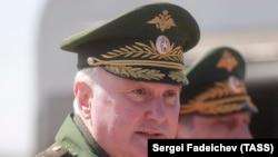 Генерал-полковник Андрей Картаполов.