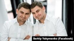 Сергій Якименко, український режисер і волонтер, живе у ФРН