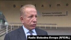 Ministri i Jashtëm i Kosovës, Behgjet Pacolli