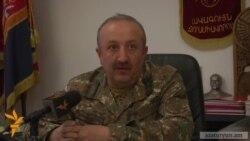 Մովսես Հակոբյան. Նախնական տվյալներով Մի-24 ինքնաթիռը խոցվել է ռուսական զենքով