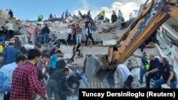 خسارات ناشی از زلزله اخیر در ترکیه