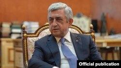 Սերժ Սարգսյան, արխիվ