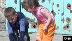 Альтернатива детским садам - улица
