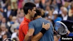 US Open: Rafael Nadal - Novak Đoković
