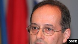 The OSCE's Miklos Haraszti