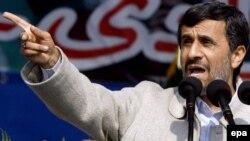 محمود احمدینژاد، رئیس دولت ایران