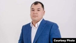 Улан Бакасов.
