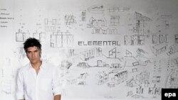 نوبل معماری به یک شیلیایی رسید