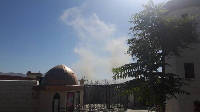 کابل کې د پارلمان ودانۍ شااوخوا درې توغندي لګېدلي