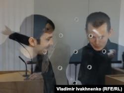 Александр Александров и Евгений Ерофеев в суде