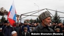 Протесты в Ингушетии не стихают