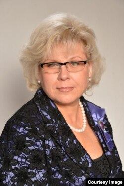 Светлана Могилина, фото - сайт Верховного совета Хакасии