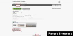 Разрешить показ loop видео в данном виджете