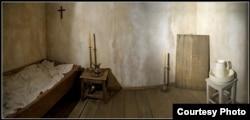 Камэра («кельля») Конрада, месца дзеі «Дзядоў» Міцкевіча