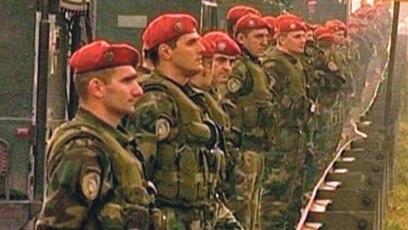 Pripadnici Crvenih beretki