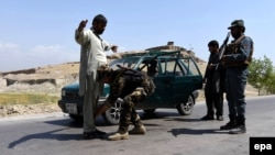 Афганські сили безпеки посилили перевірки на дорогах після початку весняного наступу талібів