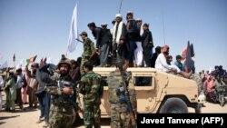 آرشیف، آتشبس میان حکومت افغانستان و طالبان