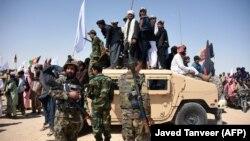 آرشیف، نخستین آتشبس میان طالبان و حکومت افغانستان در سال ۲۰۱۸ میلادی