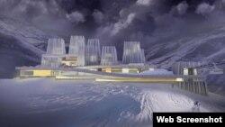 Проект курорта Ведучи в Чечне, фото с сайта Комитета Правительства Чеченской Республики по туризму