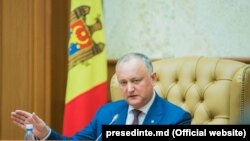 Igor Dodon, imagine de arhivă