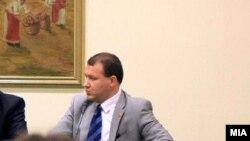 Претседател на ОМД Мето Коловски