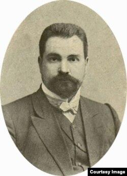 Граф Петр Толстой