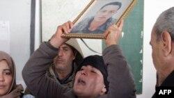 خواهر انیس عامری در شهر وسلاتیه تونس