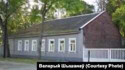 Такім быў дом Маўры Чэрскай у 2006 годзе