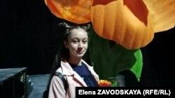 Валерия Ладария сыграла роль Бабочки в «Мухе-Цокотухе»