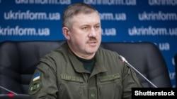 Генерал-полковник Юрій Аллеров, до 7 травня 2019 року – командувач Національної гвардії України
