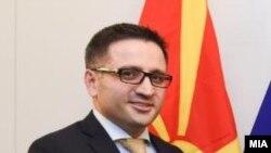 Вицепремиерот за евроинтеграции Фатмир Бесими - АРХИВА