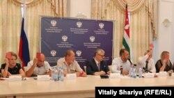 Учредительная конференция Союза русских и казачьих общественных организаций Абхазии, 06 июля 2019 года