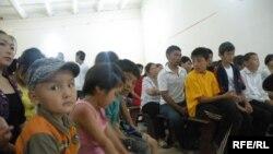 A school in the Chui region