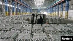 «Տալկո» ալյումինի գործարանը Տաջիկստանում, արխիվ