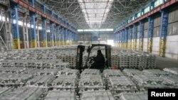 Алюминий завод -Тажикстандын көзгө басар ишканасы.