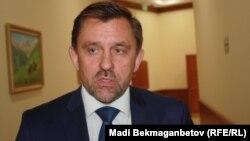 Сергей Хорошун, Астана қаласы әкімінің бірінші орынбасары.